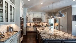 Alaska White Granite with Cream Cabinets Make Your Elegant Kitchen with Alaska White Granite
