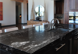Alaska White Granite with Gray Cabinets Black Beauty Granite Sensa by Cosentino Kitchens Countertops