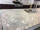 Alaska White Granite with Gray Cabinets Dallas White Granite Genoa Ideas Rh Pinterest White Granite