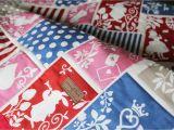 Alice In Wonderland Crib Bedding Baby Quilt Blanket Baby Bedding Alice In Wonderland White