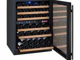 Allavino Wine Cooler Reviews Allavino Flexcount Vswr56 2bwrn Black 56 Bottle Dual Zone