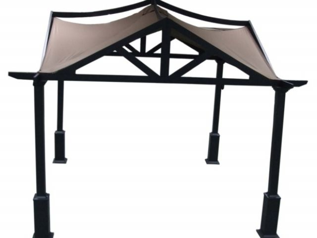 Allen Roth Gazebo Replacement Frame Parts Allen and Roth