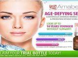 Amabella Anti Aging Cream Amabella and Cellapuria Skin Care Risk Free Trial Reviews