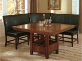 American Freight Furniture Metairie Louisiana Salem 4 Piece Breakfast Nook Dining Room Set Table Corner Bench