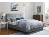 Amherst Upholstered Platform Bed by andover Mills andover Mills Amherst Upholstered Platform Bed Reviews