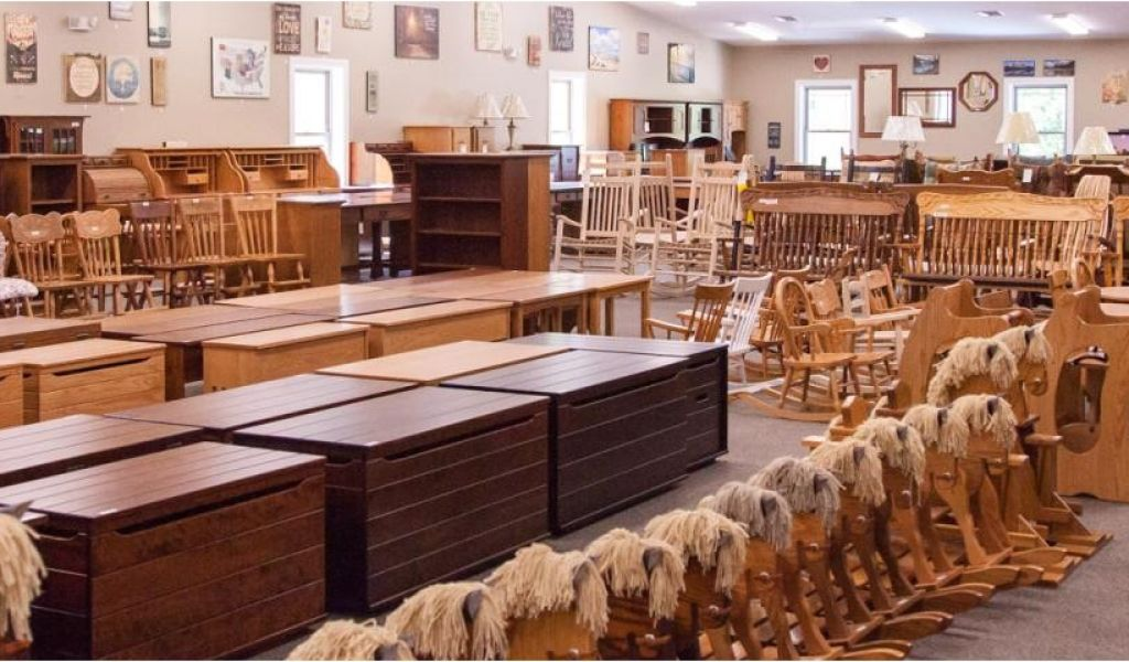 Amish Furniture Stores Near Sugarcreek Ohio Swiss Valley Furniture