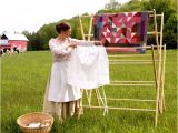 Amish Wooden Drying Rack for Clothes Amish Wooden Clothes Drying Racks Clotheslines Com