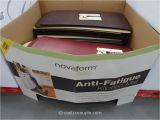 Anti Fatigue Kitchen Mats at Costco Novaform Anti Fatigue Kitchen Mat