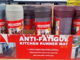 Anti Fatigue Kitchen Mats at Costco Novaform Home Anti Fatigue Kitchen Runner Mat Costco