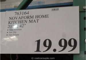 Anti Fatigue Kitchen Mats Canada Costco Memory Foam Kitchen Mat Costco Wow Blog