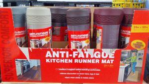 Anti Fatigue Kitchen Mats Costco Novaform Home Anti Fatigue Kitchen Runner Mat Costco