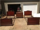 Antique Twin Beds Craigslist Twin Beds Perfect to Upholster atlanta Craigslist