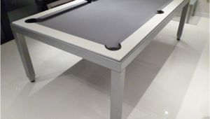Aramith Fusion Pool and Dining Table Aramith Fusion Black Luxury Pool Dining Table