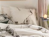Are Twin and Twin Xl Sheets the Same Urban Outfitters Marble Comforter Snooze Set White Twin Xl