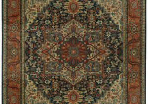 Area Rugs with Texas Star Karastan sovereign Maharajah Navy Rug Studio