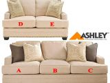 Ashley Furniture Replacement Couch Cushion Covers ashley Cloverfield Replacement Cushion Cover 2790138