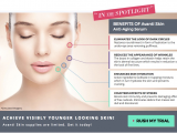 Avanti Anti Aging Cream Avanti Anti Aging Fights Aging In Just 28 Days All