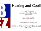 B G Heating and Cooling B E Z Heating and Cooling