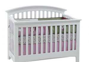 Baby Cache Essentials Crib Baby Cache Essentials Full Size Conversion Rails White