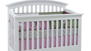Baby Cache Essentials Crib White Baby Cache Essentials Full Size Conversion Rails White