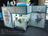 Baby Cradle Plans Pdf Baby Crib 3d Z Fold Card Card E Pop Up Pinterest Cot 3d and Cards