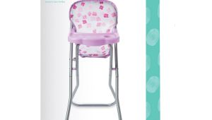 Baby Doll High Chair Walmart Ba Stella Blissful Blooms High Chair for Nurturing Ba Dolls Playset