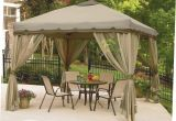 Backyard Creations Replacement Canopy 10×13 Furnish Irresistible Backyard Creations Gazebo Getaways