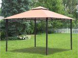 Backyard Creations Replacement Canopy for 10×10 Gazebo High Resolution 10×10 Metal Gazebo 10 Menards Gazebo
