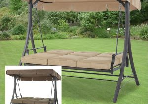 Backyard Creations Replacement Canopy for Swing Courtyard Creations Replacement Canopy Replacement
