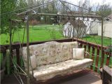 Backyard Creations Replacement Canopy for Swing Patio Swing by Courtyard Creations