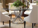 Baer S Furniture Dining Room Tables Century Omni 55a 307 Metal Base Dining Table with Glass