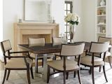 Baer S Furniture Dining Room Tables Lexington Macarthur Park 729 876c 7 Pc Beverly Place