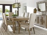 Baer S Furniture Dining Room Tables Lexington Shadow Play Dining Room Group Baer 39 S Furniture