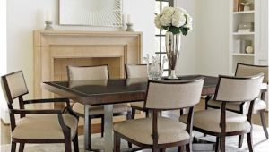Baers Dining Room Chairs Lexington Macarthur Park 729 876c 7 Pc Beverly Place