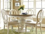 Baers Dining Room Chairs Universal Summer Hill 5 Piece Dining Set with Pierced Back