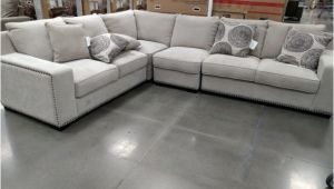 Bainbridge Fabric Sectional Costco Bainbridge 4 Piece Fabric Sectional