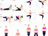 Ballet Barre Height Standard the Long Lean Ballerina Workout by Christine Bullock Exercise