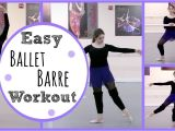 Ballet Barre Height Standard This Ballet Workout is Perfect for Beginners or for Injured Dancers
