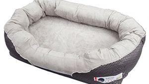 Barksbar Large Gray orthopedic Dog Bed Barksbar Large Gray orthopedic Dog Bed 40 X 30 Inches