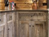 Barnwood Kitchen Cabinets for Sale Barn Wood Cabinets On Pinterest Barn Siding Barn Wood