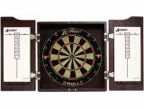 Barrington 40 Dartboard Cabinet with Led Light Barrington 40 Quot Dartboard Cabinet with Led Light Walmart Com
