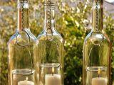 Bases De Cristal Para Centros De Mesa Al Por Mayor Llamadores De Angeles De Vidrio Con Botellas Buscar Con Google