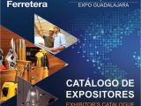 Bases De Cristal Para Centros De Mesa En Guadalajara Expo Nacional Ferretera Catalogo De Expositores 2016 by Reed