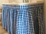 Bathroom Sink Skirts Target Sink Skirt Custom Shirred Choose Your Own Fabric and