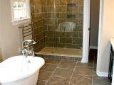 Bathtub Refinishing Buffalo Ny Clawfoot Tub and Walk In Shower Mallard Updated Master Bathroom
