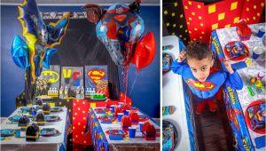 Batman Vs Superman Birthday Party Ideas Batman V Superman Party Ideas