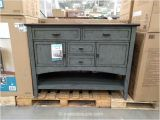 Bayside Furnishings 72 Accent Cabinet Costco Bayside Furnishings Accent Cabinet