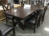 Bayside Furnishings 9 Piece Dining Set Costco Bayside Furnishings 9 Piece Dining Set Costco Weekender