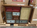 Bayside Furnishings Multi-color Accent Cabinet Bayside Furnishings Accent Cabinet