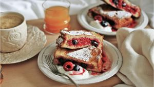 Bed N Breakfast Hudson Ohio Jun 6 Brioche French toast Breakfast In Bed Breakfast French